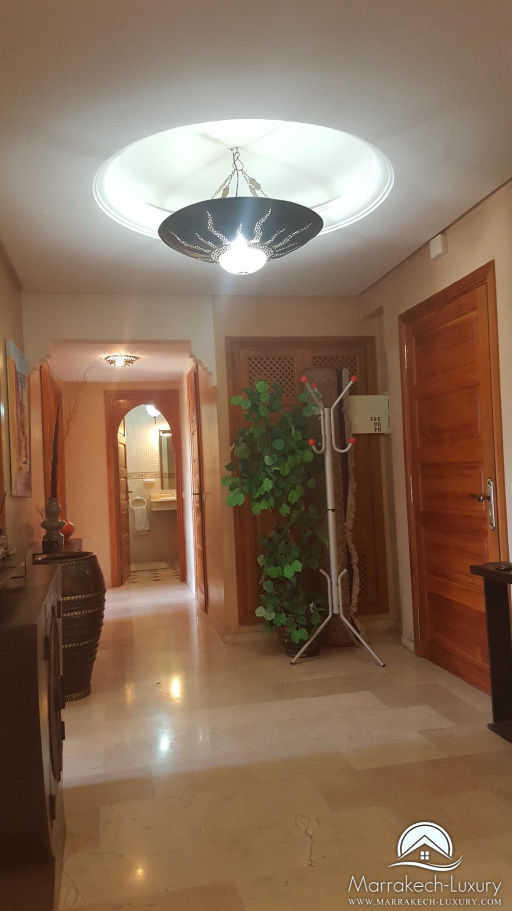 Bel appartement 2 chambres moderne louer pour vacances for Agence immobiliere pour location appartement
