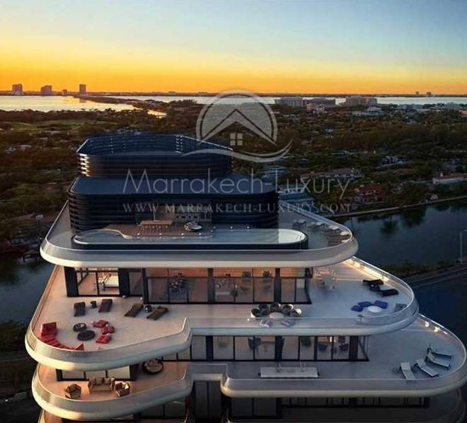 MAJESTIC LUXURIOUS ROOFTOP FOR SALE - MIAMI -